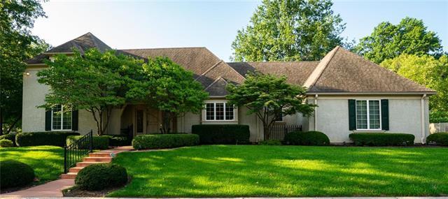 2501 W 71st Terrace, Prairie Village, KS 66208 (#2127573) :: Edie Waters Network