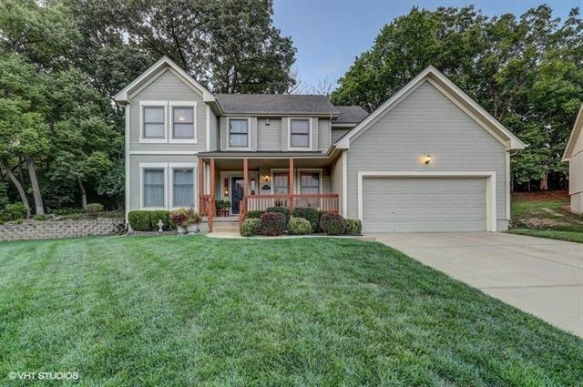 4803 NW 57th Court, Kansas City, MO 64151 (#2127597) :: Edie Waters Network