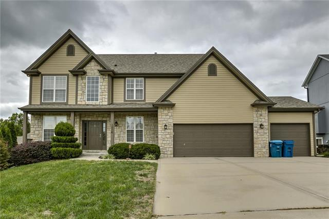 1576 Bernadine Drive, Liberty, MO 64068 (#2127609) :: Edie Waters Network