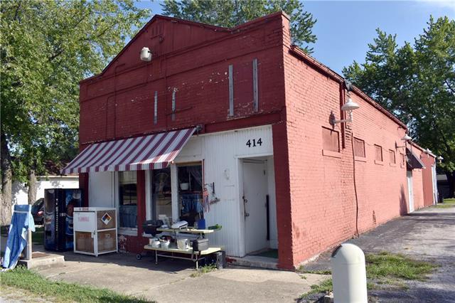414 Main Street, East Lynne, MO 64734 (#2127730) :: NestWork Homes