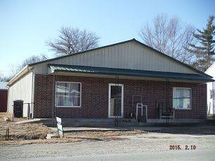 510 Main Street, East Lynne, MO 64743 (#2127742) :: NestWork Homes