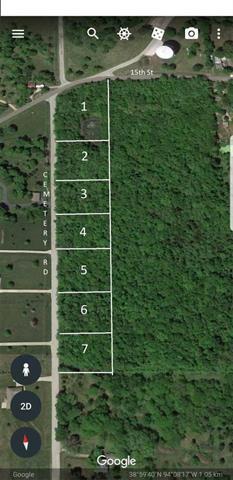 Lot 3 Cedar Ridge Heights N/A, Oak Grove, MO 64075 (#2127798) :: Edie Waters Network