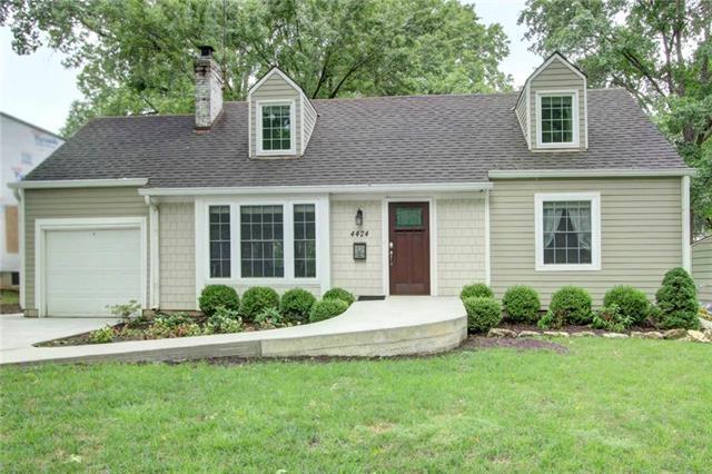4424 W 71ST Terrace, Prairie Village, KS 66208 (#2127894) :: Char MacCallum Real Estate Group