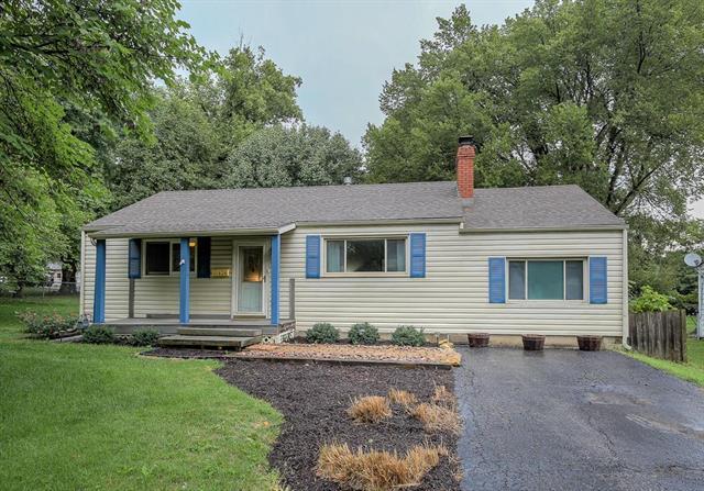 10824 W 64TH Terrace, Shawnee, KS 66203 (#2127925) :: Edie Waters Network