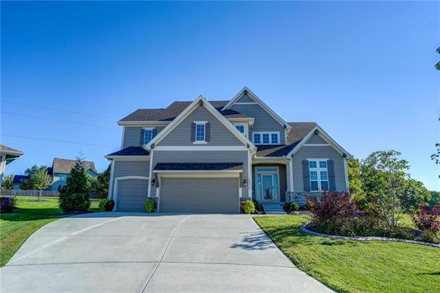 15916 W 163rd Terrace, Olathe, KS 66062 (#2128180) :: Char MacCallum Real Estate Group