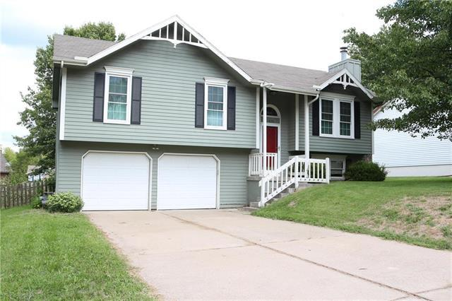 1424 Camille Street, Liberty, MO 64068 (#2128228) :: Edie Waters Network
