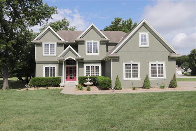 14423 NE 144th Terrace, Kearney, MO 64060 (#2128874) :: Edie Waters Network