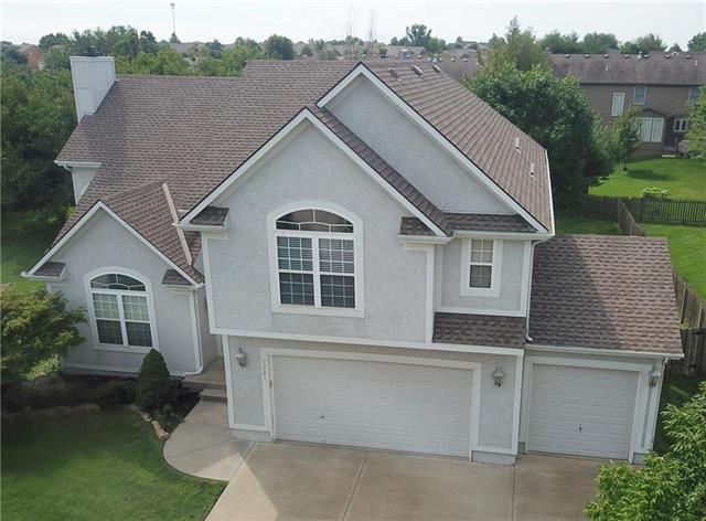 7921 W 155th Place, Overland Park, KS 66223 (#2129024) :: Edie Waters Network