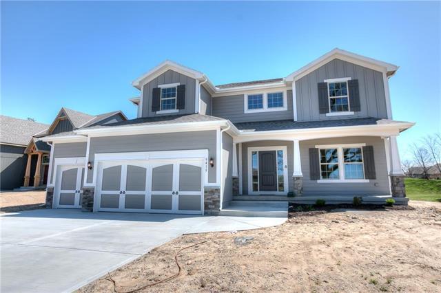1310 Melissa Court, Kearney, MO 64060 (#2129096) :: Kansas City Homes