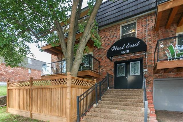 4618 Holly Street #3, Kansas City, MO 64112 (#2129211) :: Edie Waters Network