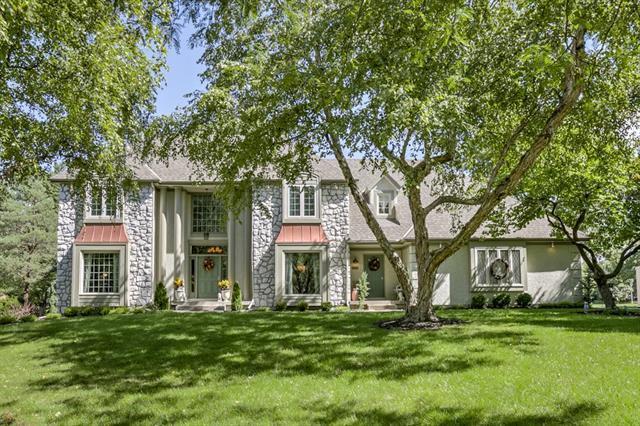12901 Mohawk Street, Leawood, KS 66209 (#2129297) :: No Borders Real Estate