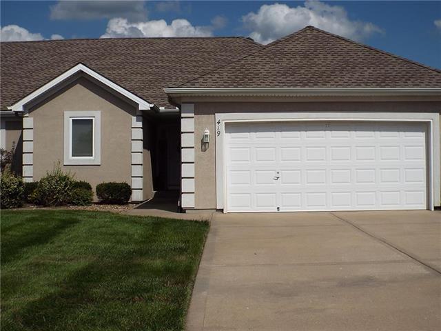 419 Marina Court, Smithville, MO 64089 (#2129435) :: Kansas City Homes
