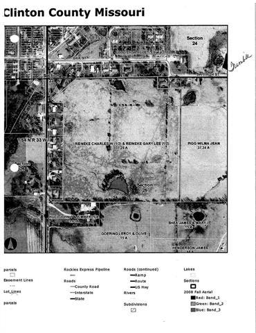 SW 208th Street, Trimble, MO 64492 (#2129449) :: Edie Waters Network