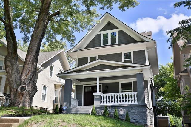 3429 Charlotte Street, Kansas City, MO 64109 (#2129587) :: Char MacCallum Real Estate Group