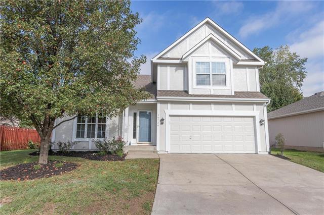 19726 W 63rd Terrace, Shawnee, KS 66218 (#2129757) :: Edie Waters Network