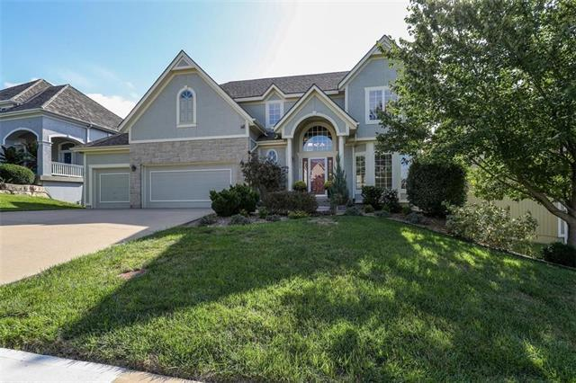 7211 Hauser Drive, Shawnee, KS 66216 (#2129958) :: No Borders Real Estate