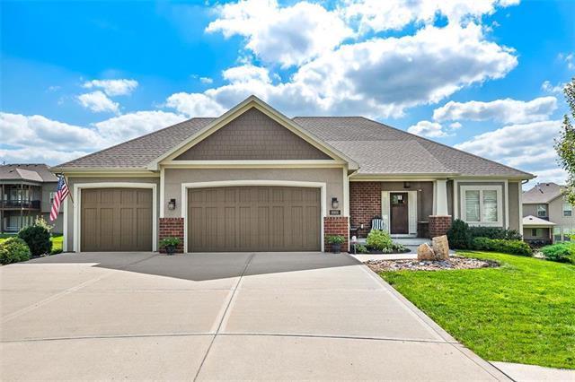 8901 NE 95th Court, Kansas City, MO 64157 (#2129981) :: No Borders Real Estate