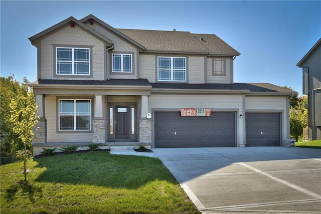 5210 Meadow Sweet Lane, Shawnee, KS 66226 (#2130187) :: NestWork Homes