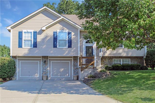 501 NE Hans Drive, Blue Springs, MO 64014 (#2130496) :: NestWork Homes