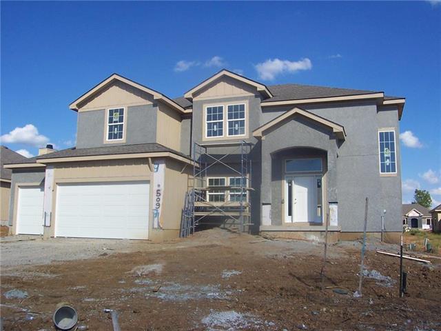 509 NE Hidden View Lane, Lee's Summit, MO 64086 (#2130697) :: Char MacCallum Real Estate Group