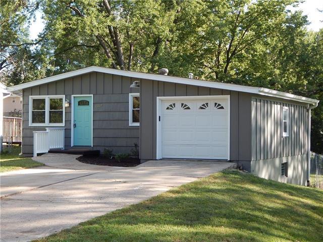 2307 NE 44th Terrace, Kansas City, MO 64116 (#2130758) :: Kansas City Homes