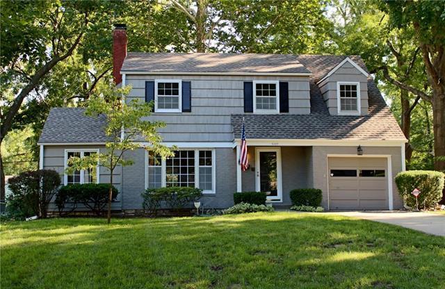 5107 W 70th Terrace, Prairie Village, KS 66208 (#2130785) :: Kansas City Homes