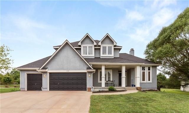 1308 Cedar Ridge Circle, Raymore, MO 64083 (#2130802) :: No Borders Real Estate