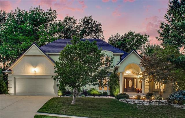 5228 NE Fairway Homes Drive, Lee's Summit, MO 64064 (#2130889) :: No Borders Real Estate