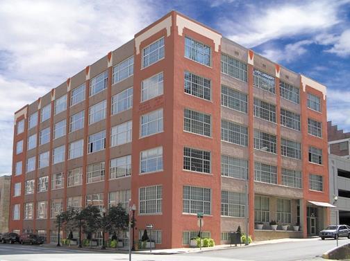 321 W 7th Street #106, Kansas City, MO 64105 (#2131036) :: Team Real Estate