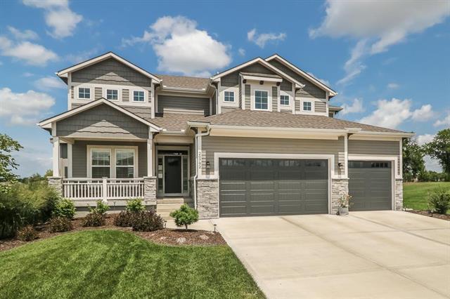 24700 W 91st Terrace, Lenexa, KS 66227 (#2131057) :: Edie Waters Network