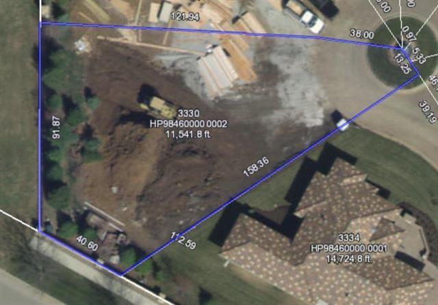 3330 W 137th Street, Leawood, KS 66224 (#2131175) :: Kedish Realty Group at Keller Williams Realty