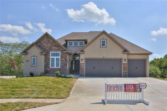 9501 NW Fountain Hills Drive, Kansas City, MO 64155 (#2131250) :: Team Real Estate