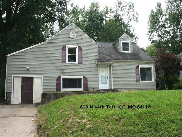 619 N 44th Terrace, Kansas City, MO 64116 (#2131276) :: Kedish Realty Group at Keller Williams Realty