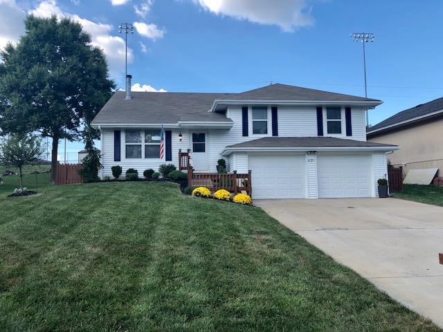 439 Hithergreen Drive, Lansing, KS 66043 (#2131639) :: Team Real Estate