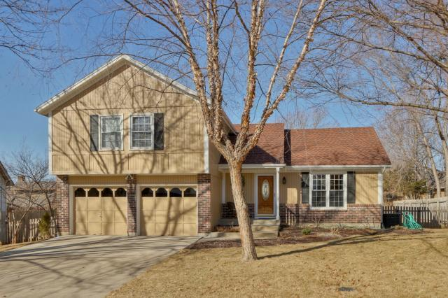 16214 W 144TH Street, Olathe, KS 66062 (#2131803) :: Edie Waters Network