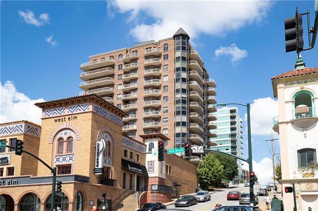 411 W 46th Terrace #603, Kansas City, MO 64112 (#2131928) :: The Shannon Lyon Group - ReeceNichols