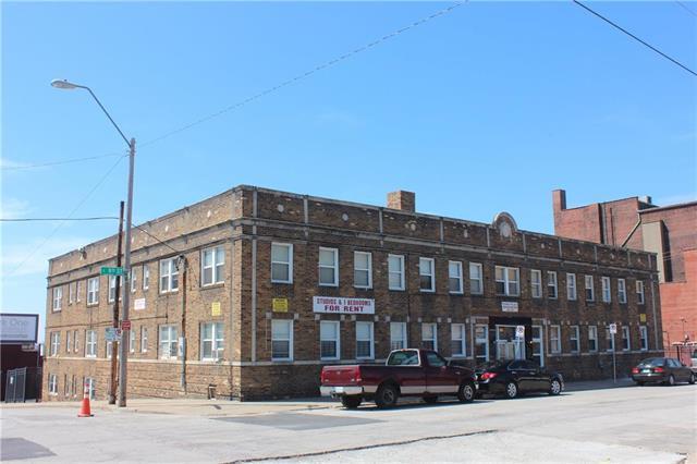 1027 E 9th Street, Kansas City, MO 64106 (#2132033) :: No Borders Real Estate