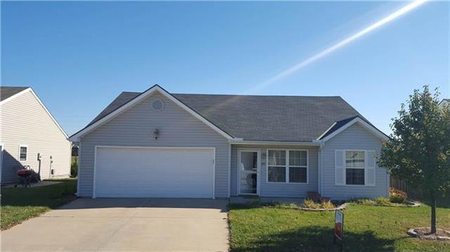 341 N Evergreen Street, Gardner, KS 66030 (#2132072) :: Char MacCallum Real Estate Group