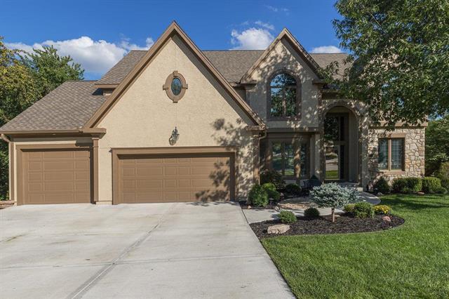 9517 Vista Drive, Lenexa, KS 66220 (#2132198) :: Char MacCallum Real Estate Group