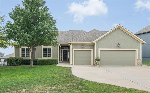 20261 W 223 Terrace, Spring Hill, KS 66083 (#2132336) :: No Borders Real Estate