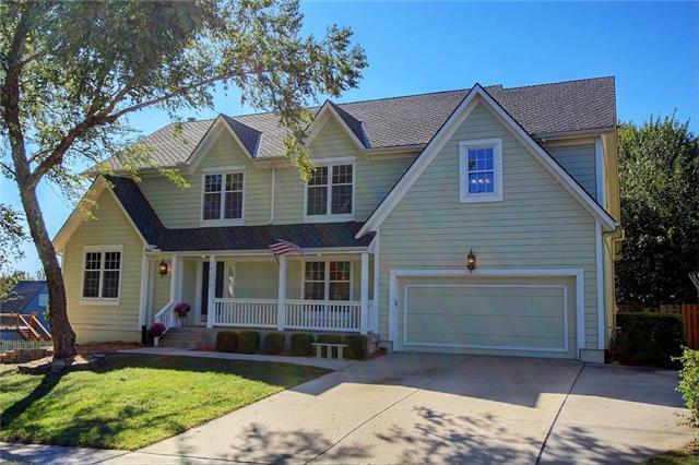 14006 Goodman Street, Overland Park, KS 66223 (#2132546) :: Edie Waters Network