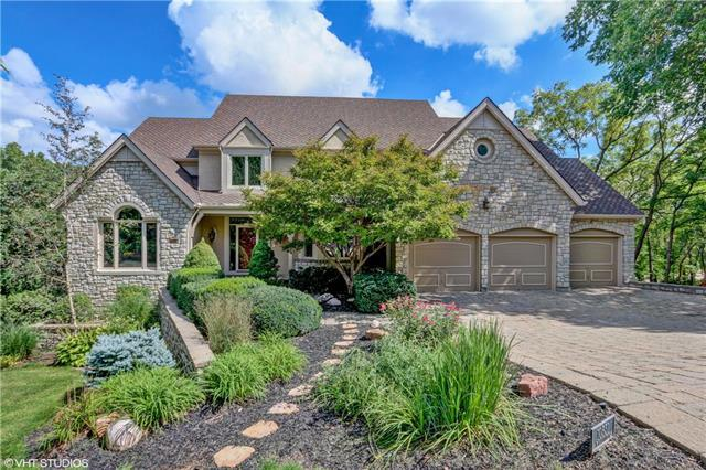 10551 S Glenview Lane, Olathe, KS 66061 (#2132666) :: Edie Waters Network