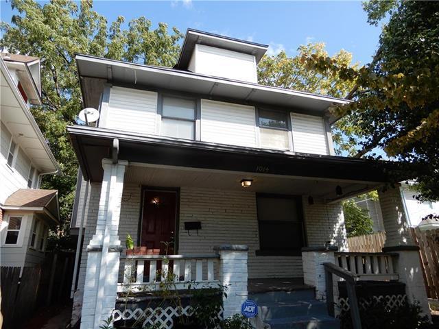 1014 E 42nd Street, Kansas City, MO 64110 (#2132864) :: The Shannon Lyon Group - ReeceNichols
