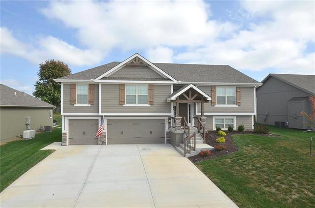 405 Crestridge Drive, Kearney, MO 64060 (#2132901) :: No Borders Real Estate