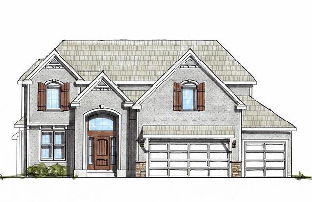 21511 W 45th Terrace, Shawnee, KS 66226 (#2132922) :: Edie Waters Network