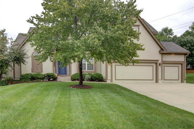 14645 S Hallet Street, Olathe, KS 66062 (#2133066) :: No Borders Real Estate