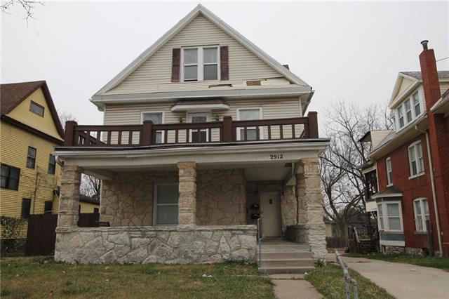 2912 Prospect Avenue, Kansas City, MO 64128 (#2133271) :: House of Couse Group
