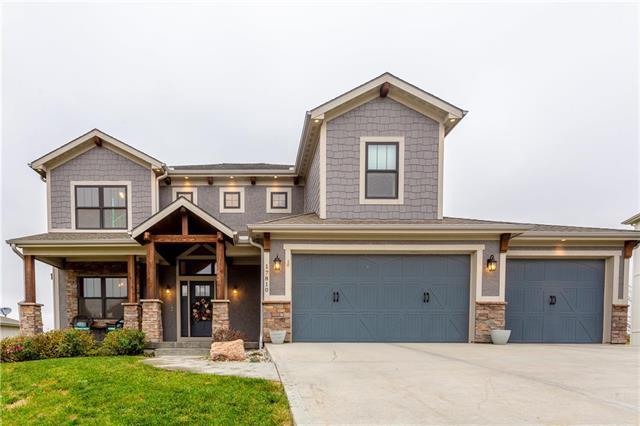 17810 NW 130TH Place, Platte City, MO 64079 (#2133328) :: Kansas City Homes