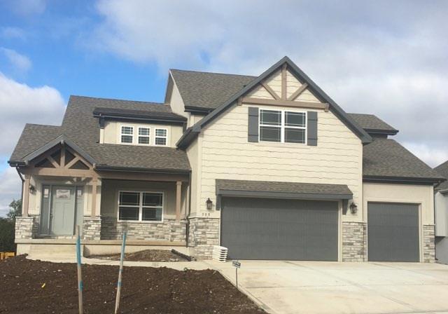 508 NE Doran Drive, Lee's Summit, MO 64086 (#2133483) :: Char MacCallum Real Estate Group