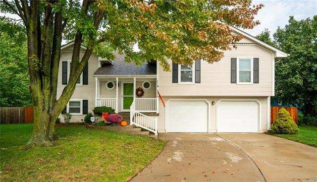 119 NE Brookwood Place, Blue Springs, MO 64014 (#2133656) :: Edie Waters Network